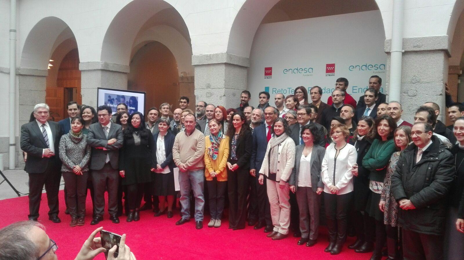 Seleccionados para el Retotech_Fundación_Endesa
